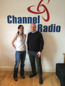 Laura Burton-Lawrence and John Handley of The Bridge Trust