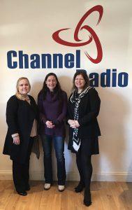 Camilla Slattery, Laura Burton-Lawrence, Sarah Stookes